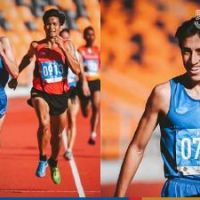 Kieran Tuntivate hunting history for Thailand in Olympic 10,000 metres #SootinClaimon.Com