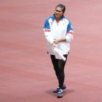 Thai discus queen throws seasons best but misses out on Olympic final #SootinClaimon.Com