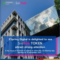XSpring Digital is delighted to see SiriHub Token attract strong attention A big wave of investors #SootinClaimon.Com